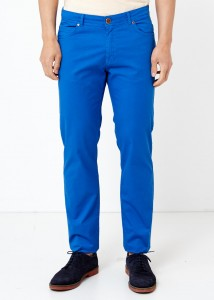 ADZE - Saks Erkek Regular Fit Chino Pantolon