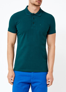 Erkek Hunter Basic Polo Yaka T-shirt