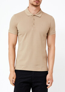 Erkek Safari Basic Polo Yaka T-shirt